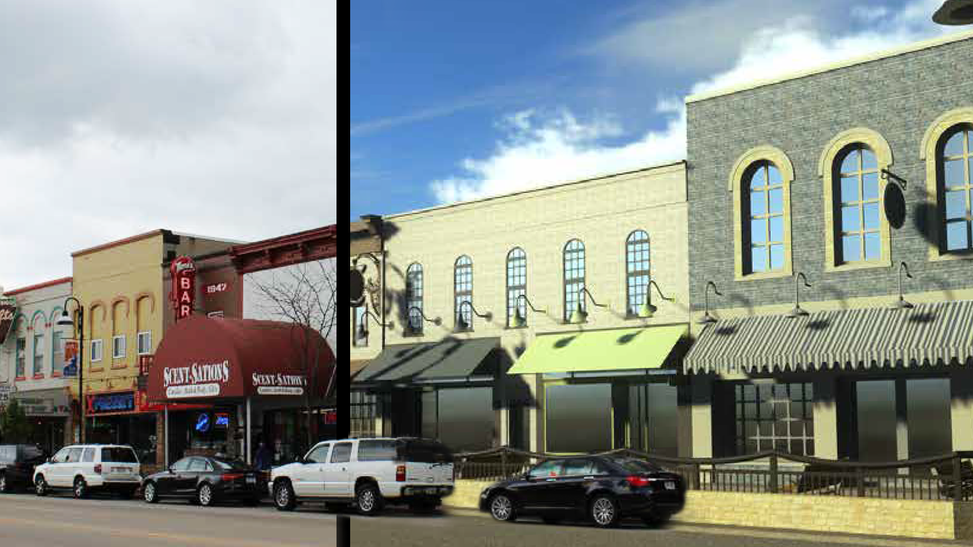 Transformation of the River Arts District