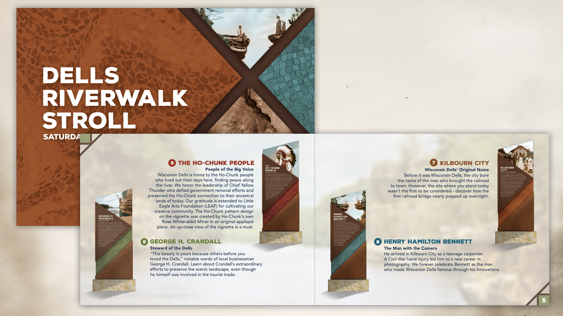 Riverwalk Vignette Brochure