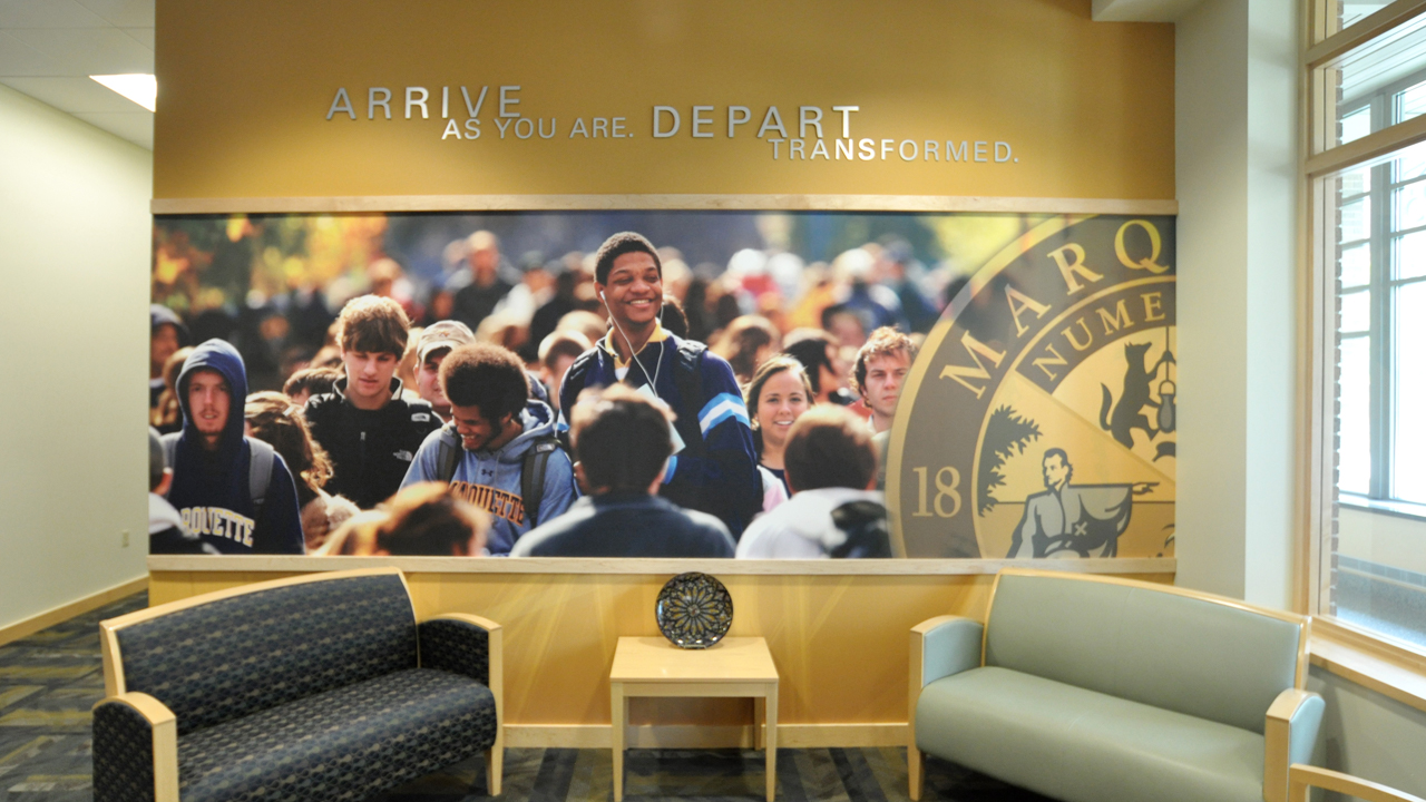 Higher Education Admissions Marquette University