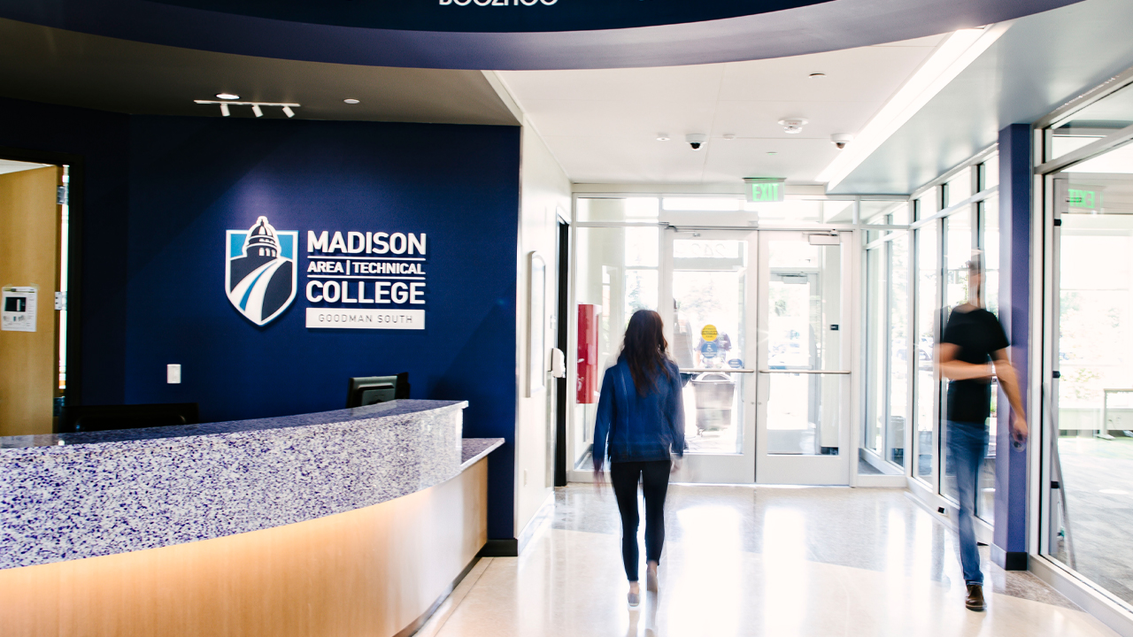 Higher Education Learning Environments Madison College