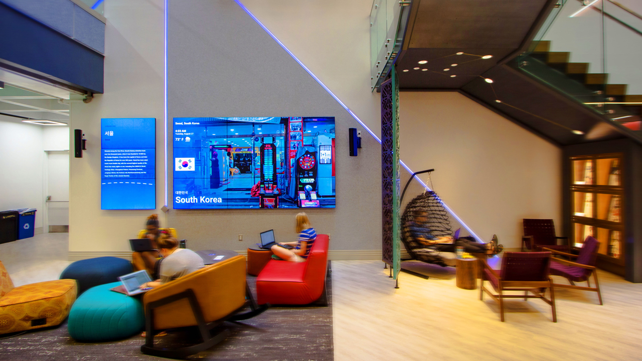 Higher Education Learning Environments University of Pittsburgh