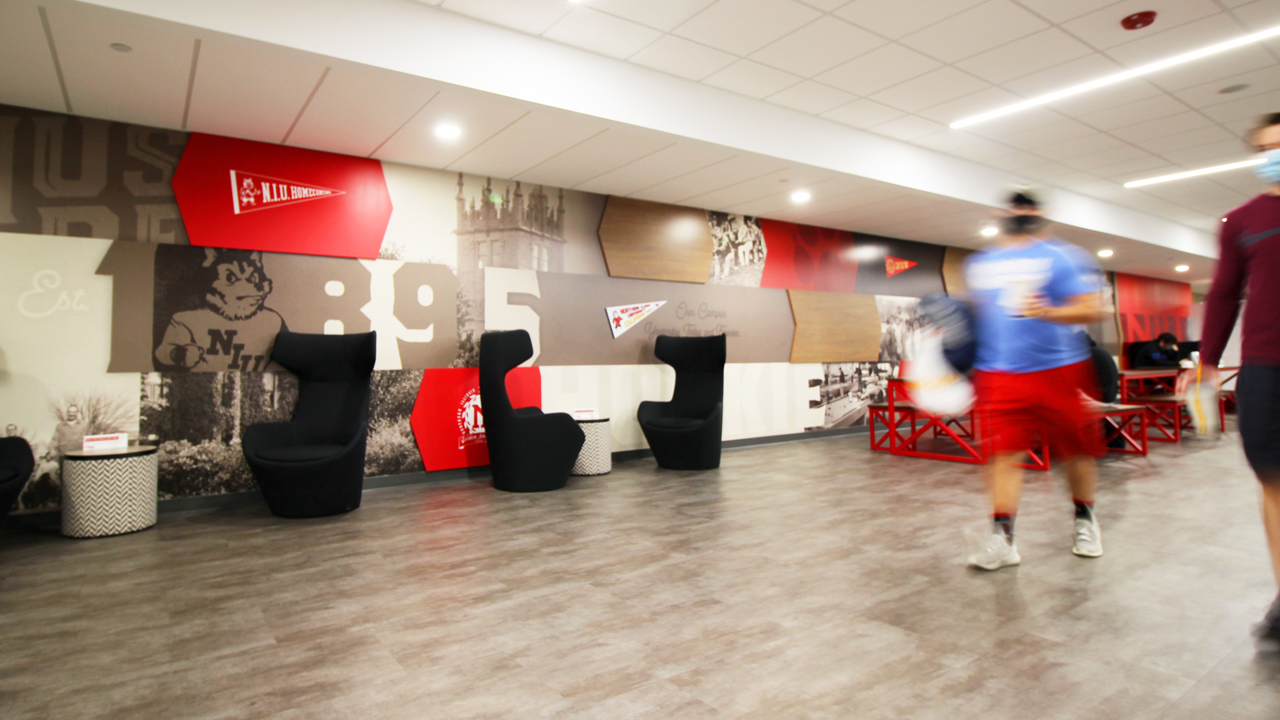 Higher Education Unions and Student Spaces Northern Illinois University